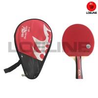 Bad Bat Bet Ping Pong Pingpong Tenis Meja Double Fish 2D-C Original