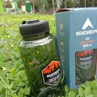 Botol - Botol Air Minum - Eiger -Eiger Tze Water Bottle 1000ml