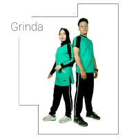 Baju Kaos Setelan seragam Olahraga Muslimah couple Bms size jumbo Tr