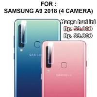 Camera tempered glass Samsung A9 2018 anti gores lensa kamera kaca tg