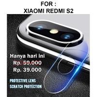 Camera tempered glass Xiaomi Redmi S2 anti gores kamera lensa kaca