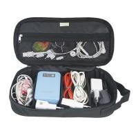 Traveltime Cable case 813 - Aksesoris Travel Black