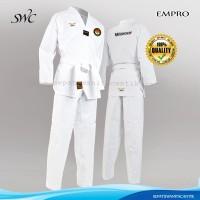 Baju Taekwondo Dobok Empro Original Kerah Putih