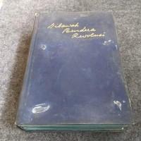 Buku Dibawah di bawah Bendera Revolusi Djilid Pertama jilid 1 Sukarno