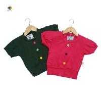 Blouse Chita 3-12 Bulan / Kaos Bayi Perempuan Lengan Pendek Shirt Baby