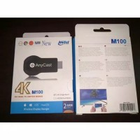 BDG. ANYCAST M100 4K ULTRA HD WIFI DISPLAY TV DONGLE DISPLAY RECEIVER