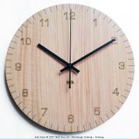 Jam Dinding Unik Artistik - Minute Wall Clock