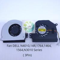Fan Processor Laptop DELL Inspiron N4010 14R 1764 1564 1464 N3010