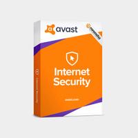 Lisensi Original Avast Internet Security 2 Year 3 User