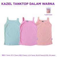 Kazel Tanktop Dalam Warna 0-5Thn