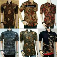 Kemeja Batik Pria Baju Batik Pria Batik Pekalongan Harga Kodian