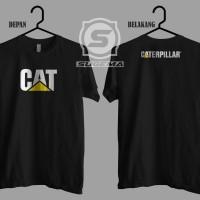 Kaos - Baju - Tshirt Cat Caterpillar