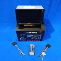 Audio Mobil Double Din USB Dekless Mp5 Carman Tanpa CD
