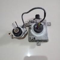 HID Ballast Bohlam Lampu Depan Honda Odyssey RB1 Asli copotan