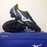 Sepatu Bola Mizuno Monarcida Neo Select Black Silver P1GA192504 Ori