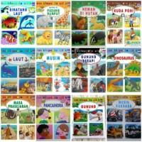 Ensiklopedia Cilik. Buku anak BIP Gramedia