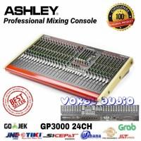 Mixer ashley GP3000 24CH 24 Channel Frame Original