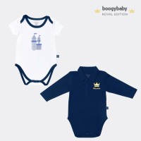 BOOGYBABY ROYAL EDITION - JUMPSUIT + BODYSUIT (PRINCE)