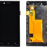 Lcd + Touchscreen + Frame Sony Xperia J St26 Original BYhps1888