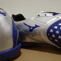 Jual Sepatu Futsal Mizuno Wave Ignitus 4 Blue Depths Silver Murah