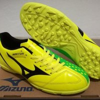 Jual Sepatu Futsal Mizuno Wave Ignitus 4 Neon Yellow - TURF Diskon