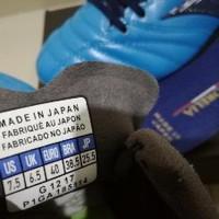 Unik Sepatu Bola - Soccer Mizuno Morelia Neo II Leather Blue Limited