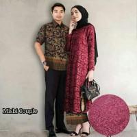 Baju Wanita Baju Kebaya Baju Cauple LG CP MISBI AK Maroon