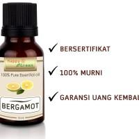 Happy Green Bergamot Essential Oil (10 ml) - Minyak Bergamot ASLI