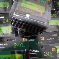 SSD 240GB Adata SU650 240GB Bukan 256GB SU-650
