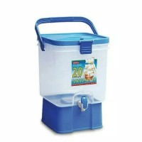 ARIZONA DRINK WATER JAR / DISPENSER MINUMAN 20 LITER LION STAR