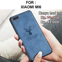 Case Xiaomi Mi6 Mi 6 softcase casing back cover tpu jeans levis DEER