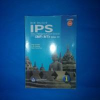 Buku IPS Untuk SMP Kelas 1 BSE