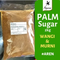 RICOMAN Palm Sugar (gula aren/gula palem)