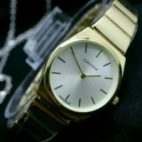 Jam Tangan Wanita Calvin Klein/Fossil/Seiko/Swatch