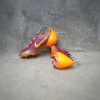 Sepatu Bola NIKE Mercurial Warna Ungu Kombinasi Murah Berkualaitas