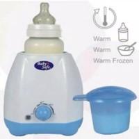 BABY SAFE FOOD & MILK WARMER / PENGHANGAT SUSU DAN MAKANAN