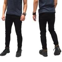Celana jeans pensil pria skinny fit/pensil pria ukuran 27-32