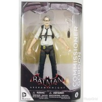 COMMISIONER GORDON ARKHAM KNIGHT - DC COLLECTIBLES