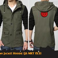 Jaket Anime Naruto JA NRT 153 Jaket Chunin