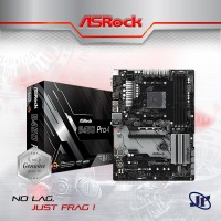 Motherboard ASROCK B450-PRO 4 (AM4, AMD, B450, DDR4, USB3.1, SATA3)
