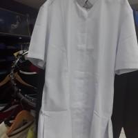 baju pendeta putih (size by request)