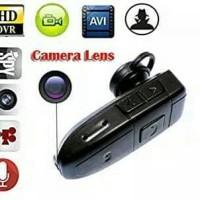 Spy Cam Kamera Tersembunyi Model Headaet Bluetooth Terbaru