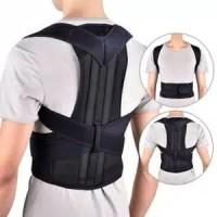 Lower Back Support / Support Belt Back / Supporter Punggung Pinggang