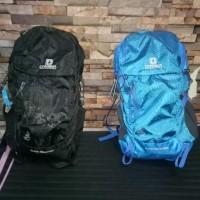 Promo Tas Daypack Consina Black Mountain 40L Not Eiger Best Seller