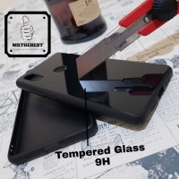 XIAOMI MI 8 SE MI8 SE TEMPERED GLASS CASE HARDCASE FULL COLOR