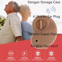 Alat Bantu Dengar / Hearing Aid / AXON K80 K 80
