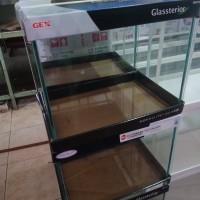Aquarium Gex Glassterior 300 Aquascape