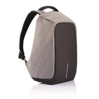Bobby Backpack Original by XD Design, Anti Theft Backpack - Grey
