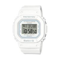 Jam Wanita Casio Baby G BGD-560 White List Blue Ori Bm