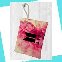 BTS Tas Pensil Kosmetik Bag Pouch Kpop Stuff Alat Tulis - L7